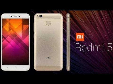 18. Xiaomi Redmi 5