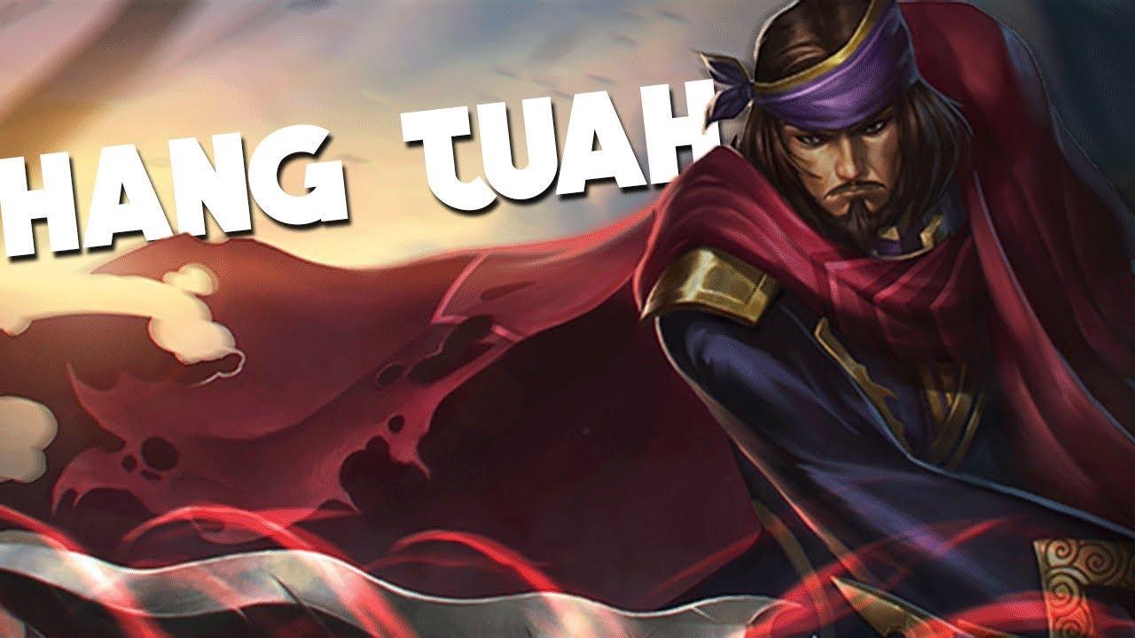 Hang Tuah Hero Baru Mobile Legend Dari Malaysia