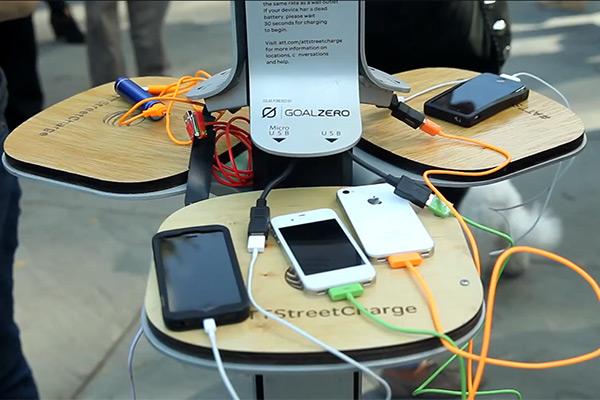 public-phone-charging