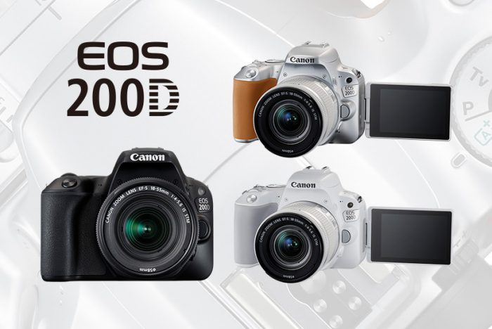 23. Kamera 200D