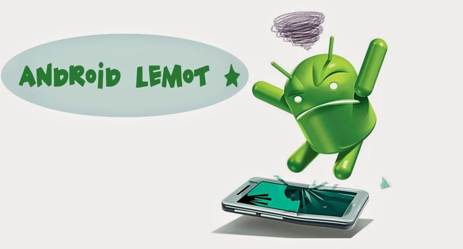 47. Android lemot